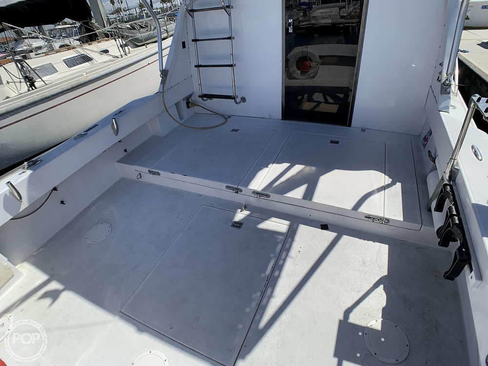 1980 Phoenix boat for sale, model of the boat is 29 & Image # 18 of 40
