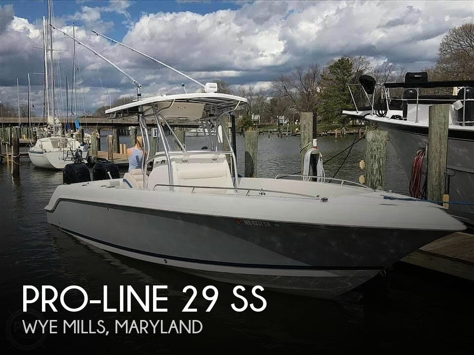 Used Pro-Line Boats For Sale by owner | 2005 Pro-Line 29 Ss