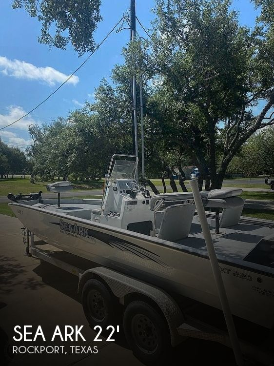 Used Sea ark Boats For Sale by owner | 2016 Sea Ark BXT220 Bay Extreme