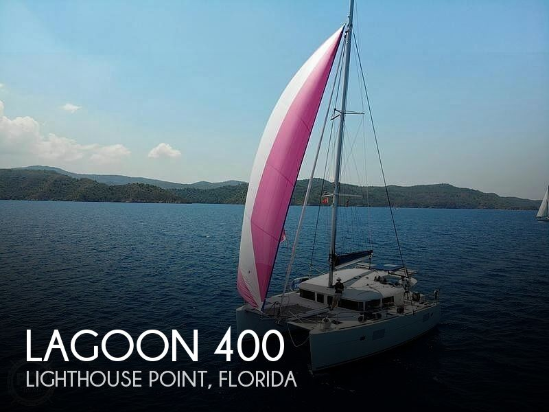 Used Sailboats For Sale in Florida by owner | 2010 Lagoon 400