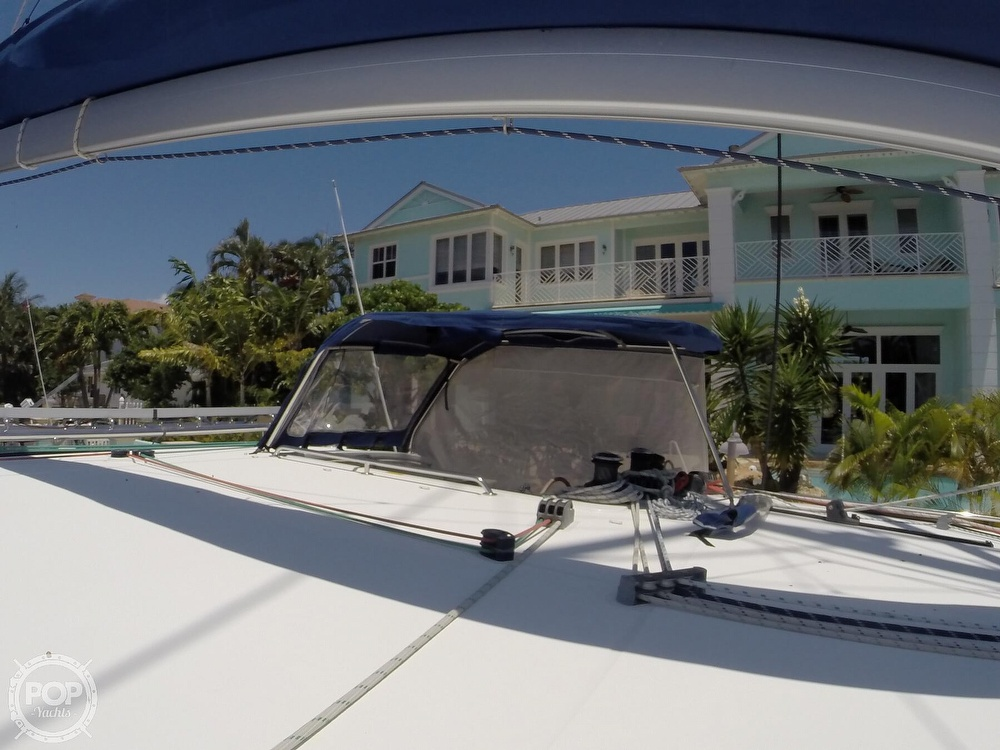 2010 Lagoon boat for sale, model of the boat is 400 & Image # 33 of 40