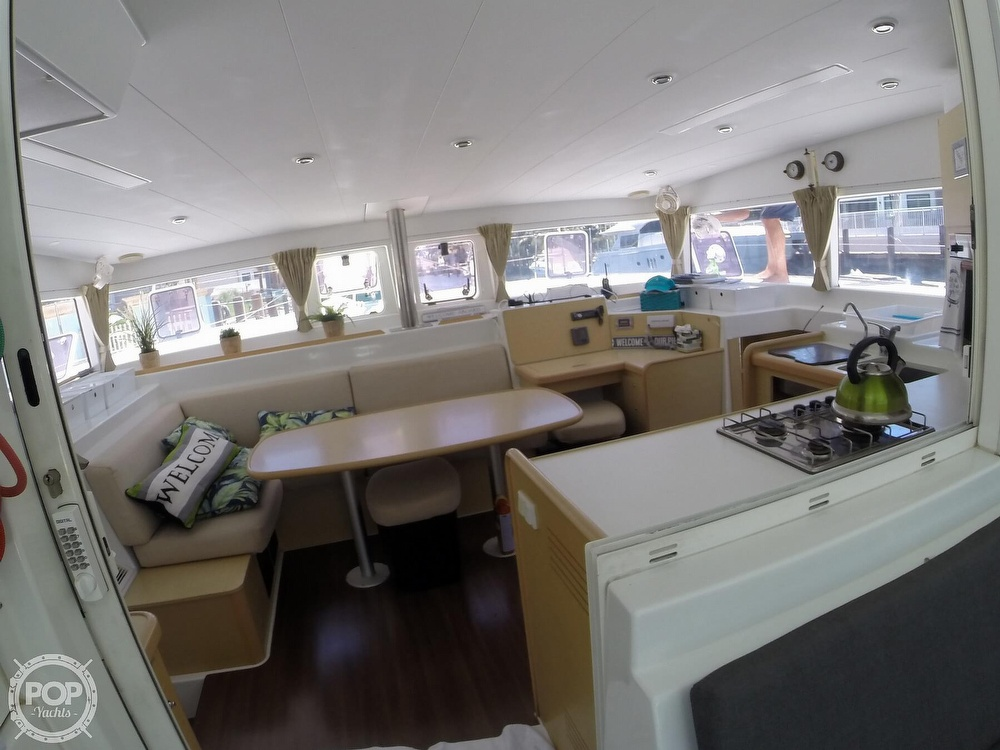 2010 Lagoon boat for sale, model of the boat is 400 & Image # 2 of 40