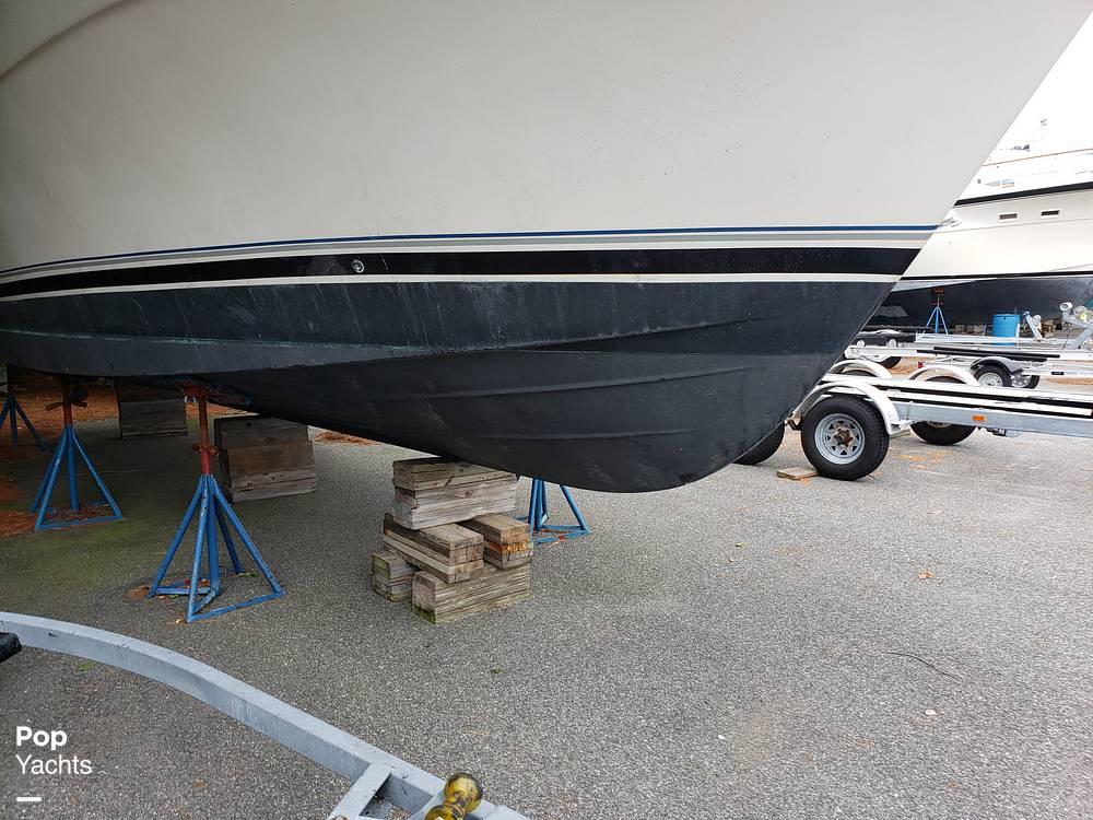 1988 Trojan boat for sale, model of the boat is 32 Sedan Flybridge & Image # 5 of 40