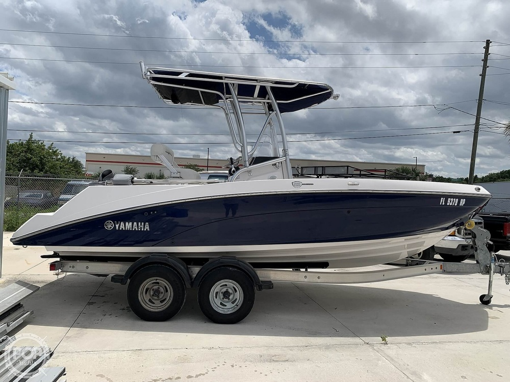2018 Yamaha boat for sale, model of the boat is 210 FSH & Image # 10 of 40
