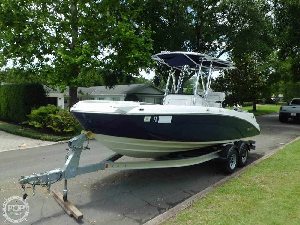 2018 Yamaha boat for sale, model of the boat is 210 FSH & Image # 11 of 40