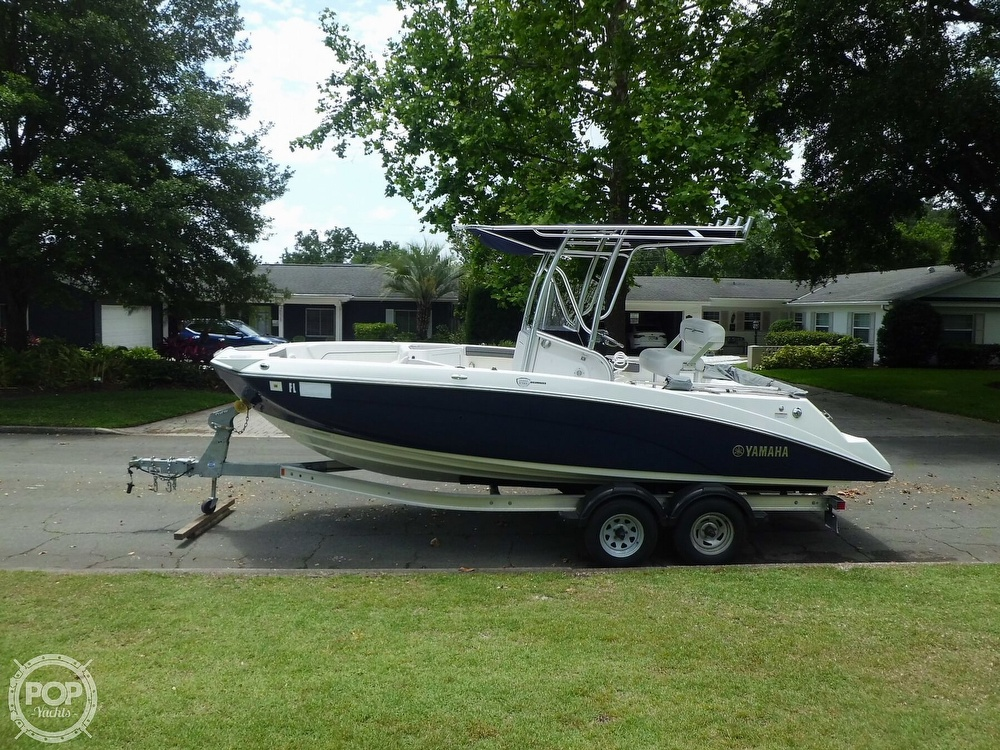 2018 Yamaha boat for sale, model of the boat is 210 FSH & Image # 12 of 40