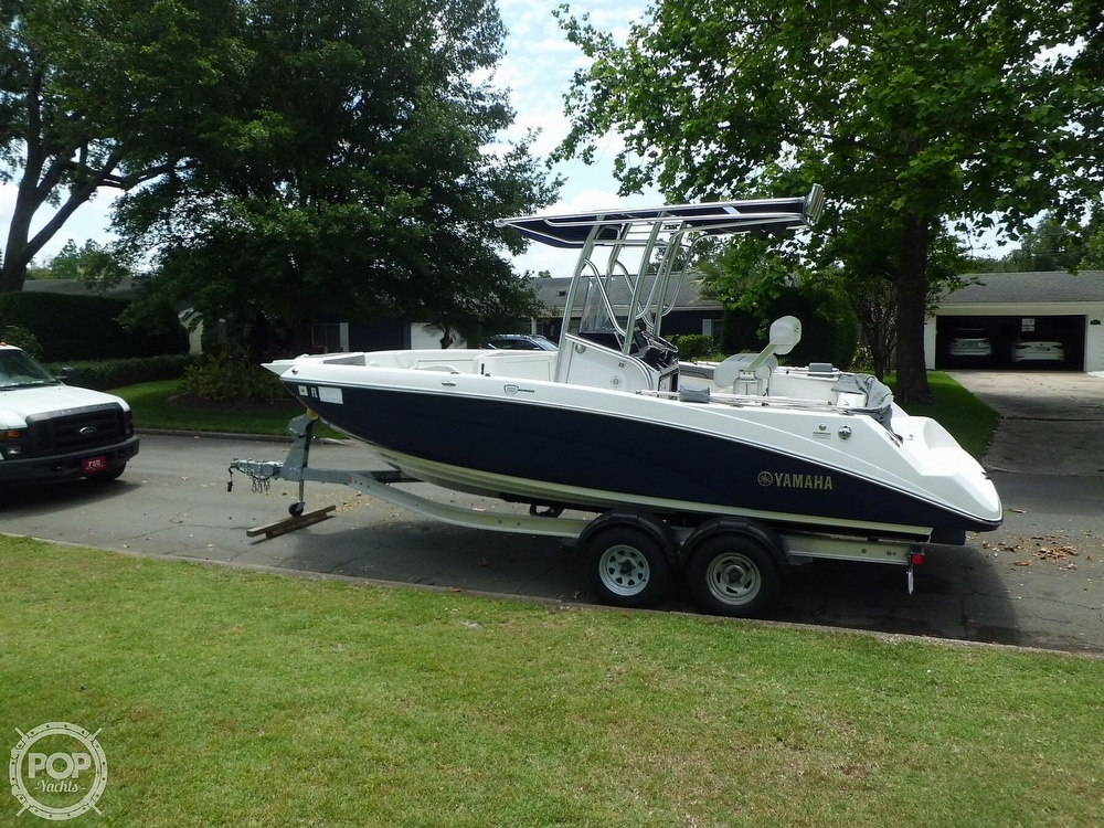 2018 Yamaha boat for sale, model of the boat is 210 FSH & Image # 13 of 40