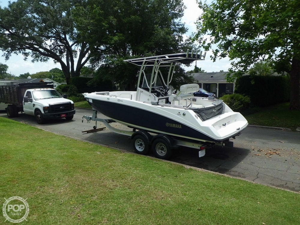 2018 Yamaha boat for sale, model of the boat is 210 FSH & Image # 14 of 40