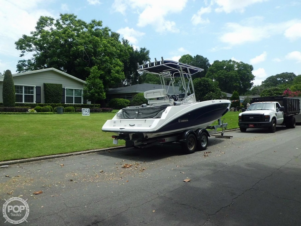 2018 Yamaha boat for sale, model of the boat is 210 FSH & Image # 17 of 40