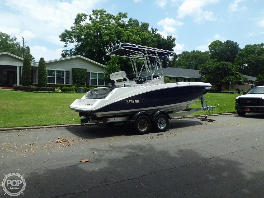 2018 Yamaha boat for sale, model of the boat is 210 FSH & Image # 18 of 40