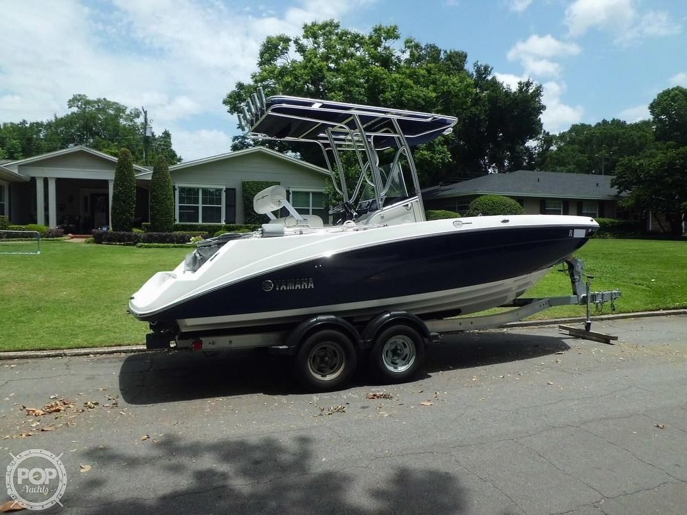 2018 Yamaha boat for sale, model of the boat is 210 FSH & Image # 19 of 40