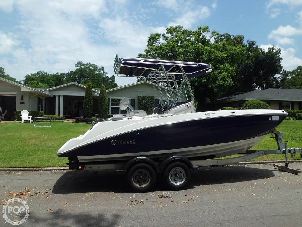 2018 Yamaha boat for sale, model of the boat is 210 FSH & Image # 20 of 40