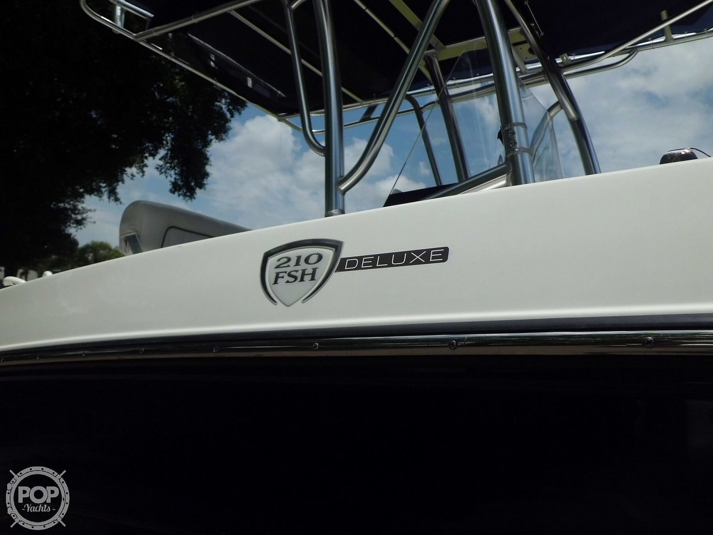 2018 Yamaha boat for sale, model of the boat is 210 FSH & Image # 21 of 40