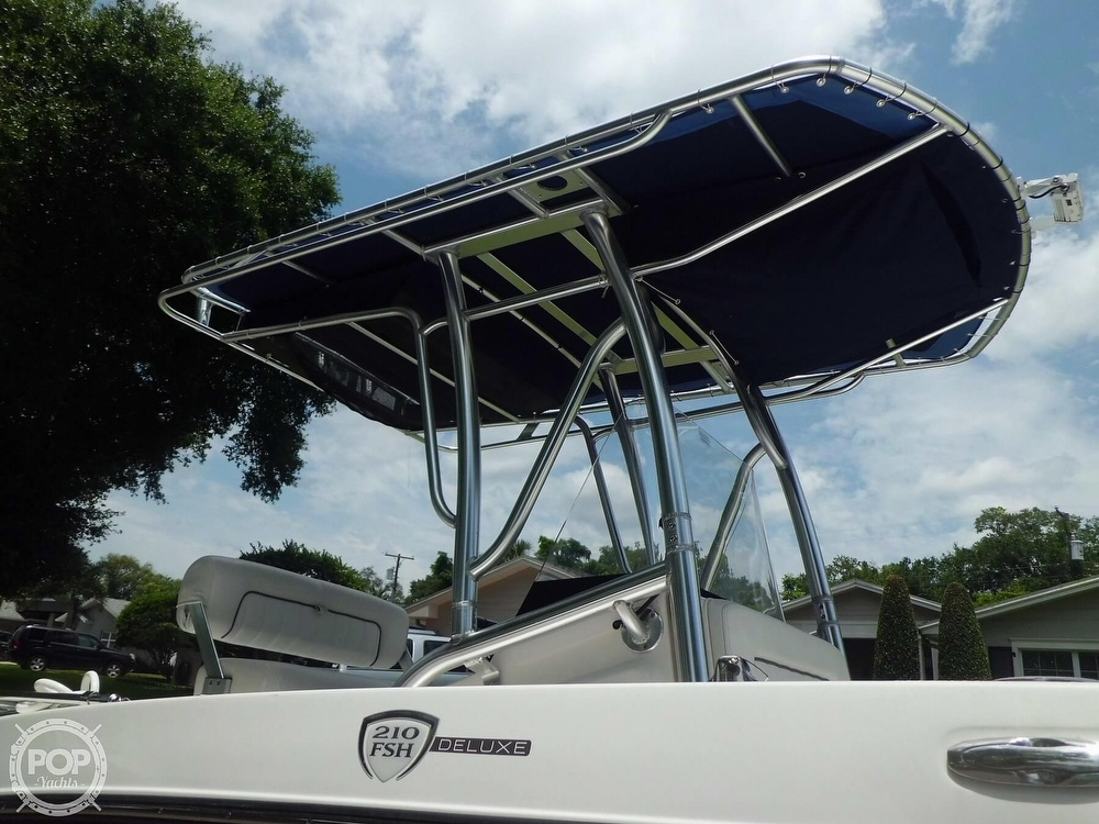 2018 Yamaha boat for sale, model of the boat is 210 FSH & Image # 22 of 40