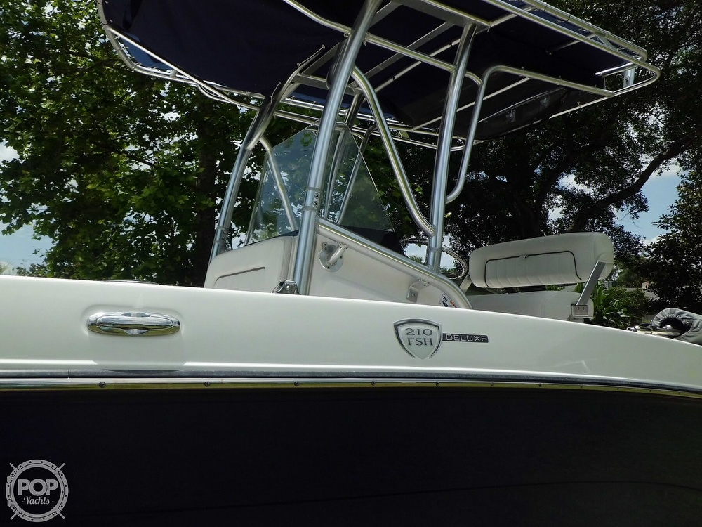 2018 Yamaha boat for sale, model of the boat is 210 FSH & Image # 32 of 40