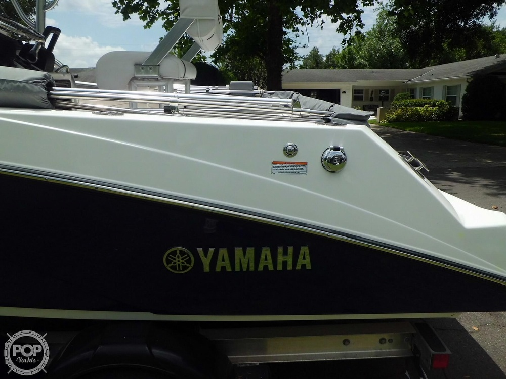 2018 Yamaha boat for sale, model of the boat is 210 FSH & Image # 34 of 40