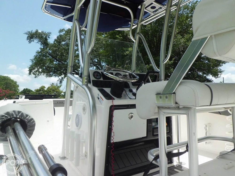 2018 Yamaha boat for sale, model of the boat is 210 FSH & Image # 35 of 40