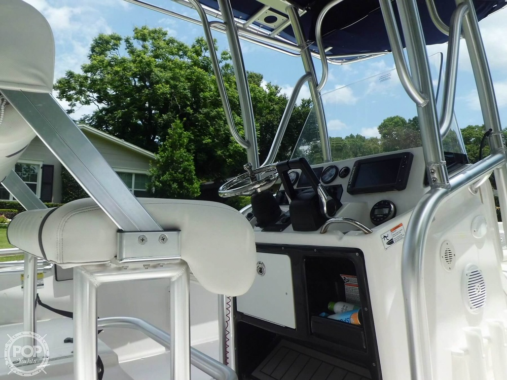2018 Yamaha boat for sale, model of the boat is 210 FSH & Image # 38 of 40