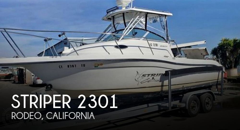Used Striper Boats For Sale by owner | 2003 Striper 24