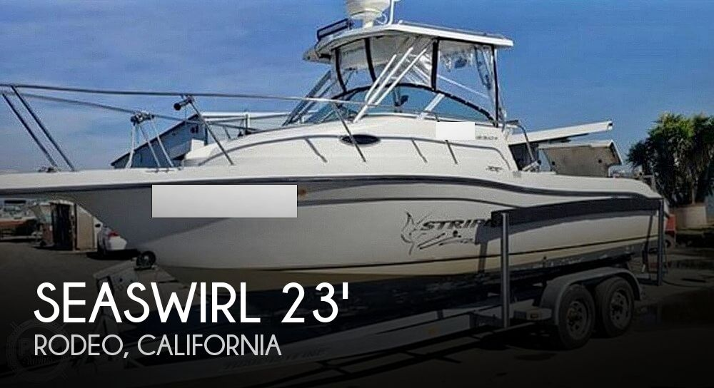 2003 SEASWIRL STRIPER 2301 for sale