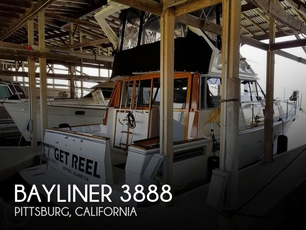 Used Bayliner Boats For Sale in California by owner | 1989 Bayliner 3888