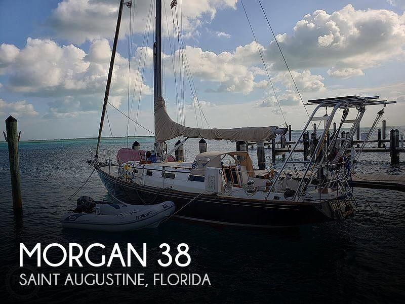 Used Morgan Sailboats For Sale by owner | 1971 Charley Morgan 38