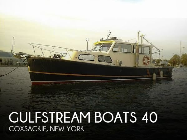 Used Gulfstream Boats Boats For Sale by owner | 1968 Gulfstream Boats 40
