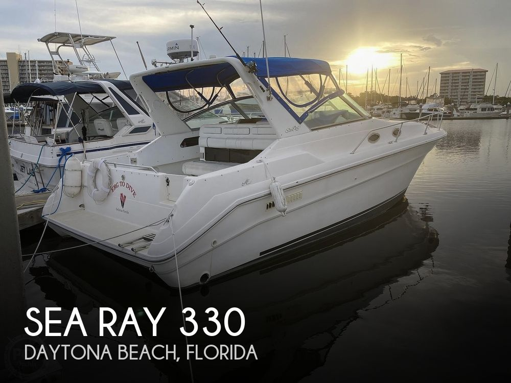 1994 Sea Ray boat for sale, model of the boat is 330 Sundancer & Image # 1 of 40