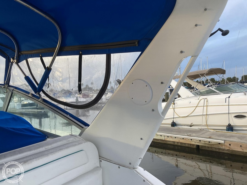 1994 Sea Ray boat for sale, model of the boat is 330 Sundancer & Image # 22 of 40
