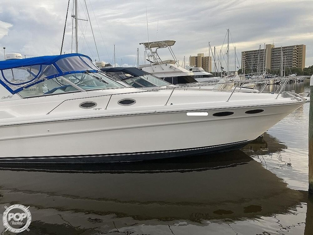 1994 Sea Ray boat for sale, model of the boat is 330 Sundancer & Image # 17 of 40