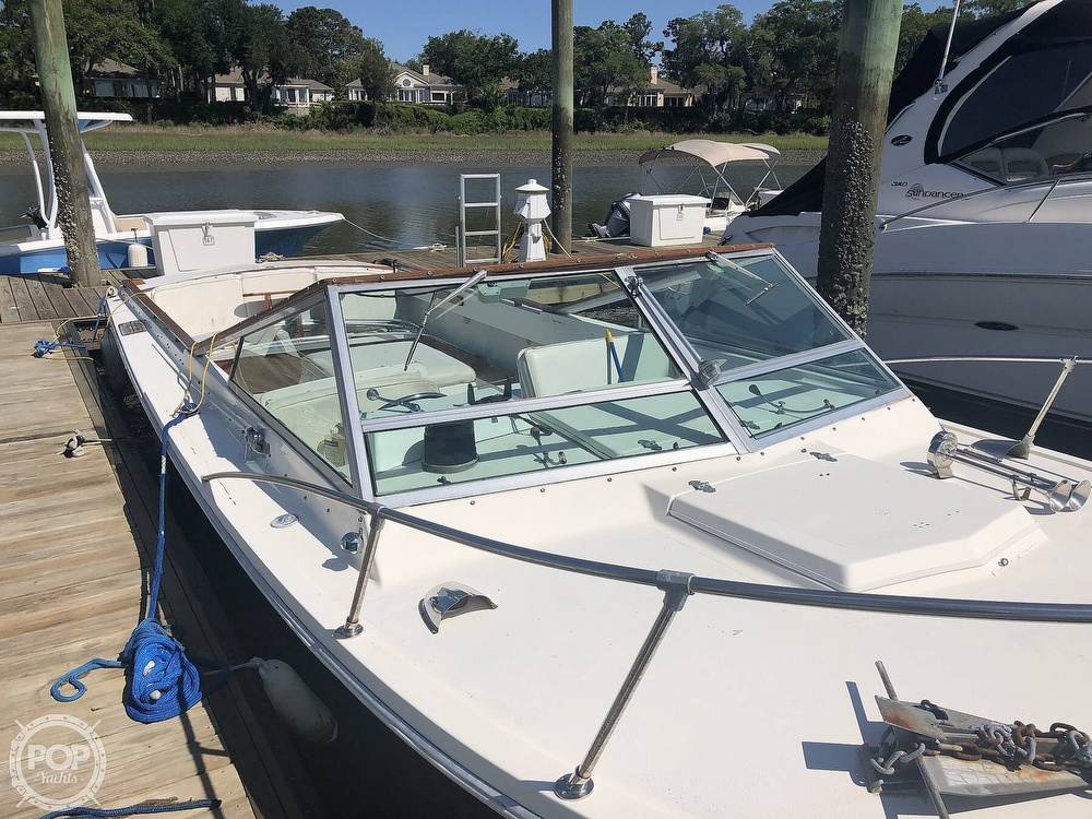 1978 Lyman boat for sale, model of the boat is Fisherman 26 & Image # 24 of 40