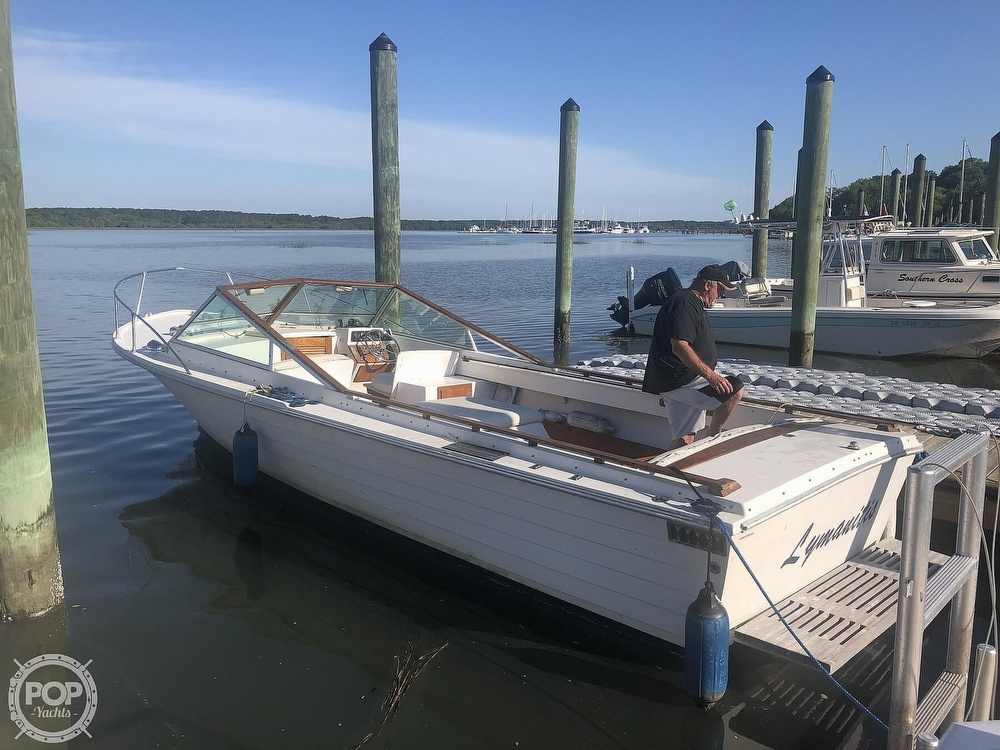 1978 Lyman boat for sale, model of the boat is Fisherman 26 & Image # 27 of 40