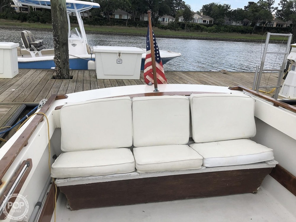 1978 Lyman boat for sale, model of the boat is Fisherman 26 & Image # 8 of 40