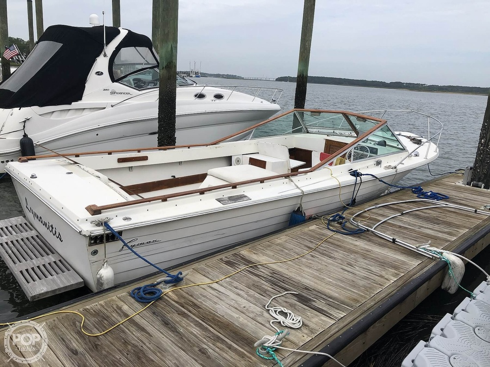 1978 Lyman boat for sale, model of the boat is Fisherman 26 & Image # 3 of 40