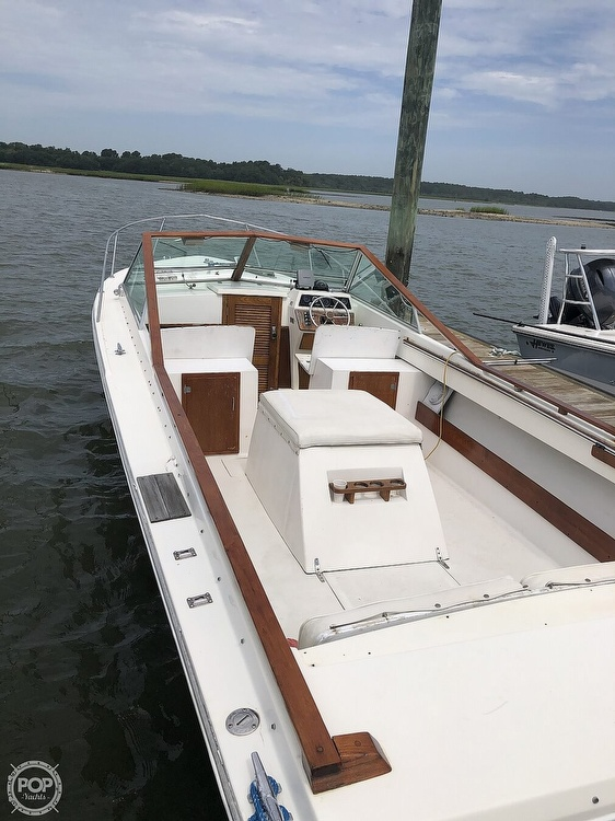 1978 Lyman boat for sale, model of the boat is Fisherman 26 & Image # 4 of 40