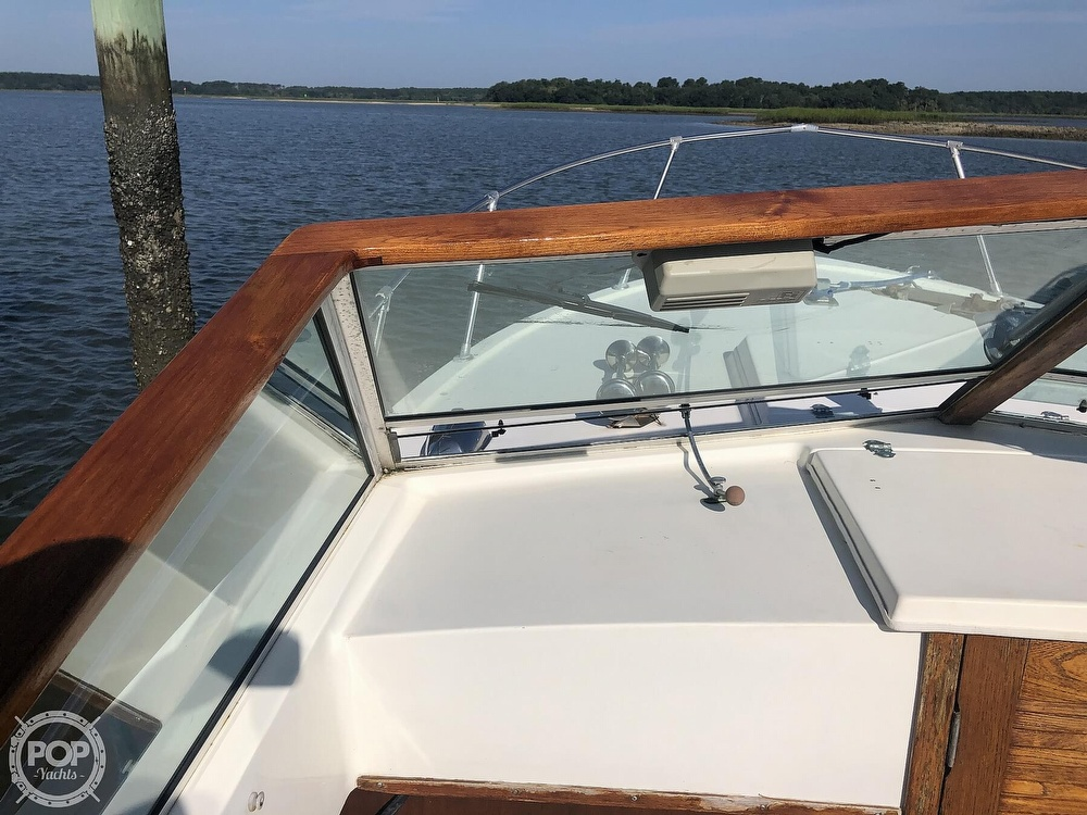 1978 Lyman boat for sale, model of the boat is Fisherman 26 & Image # 5 of 40
