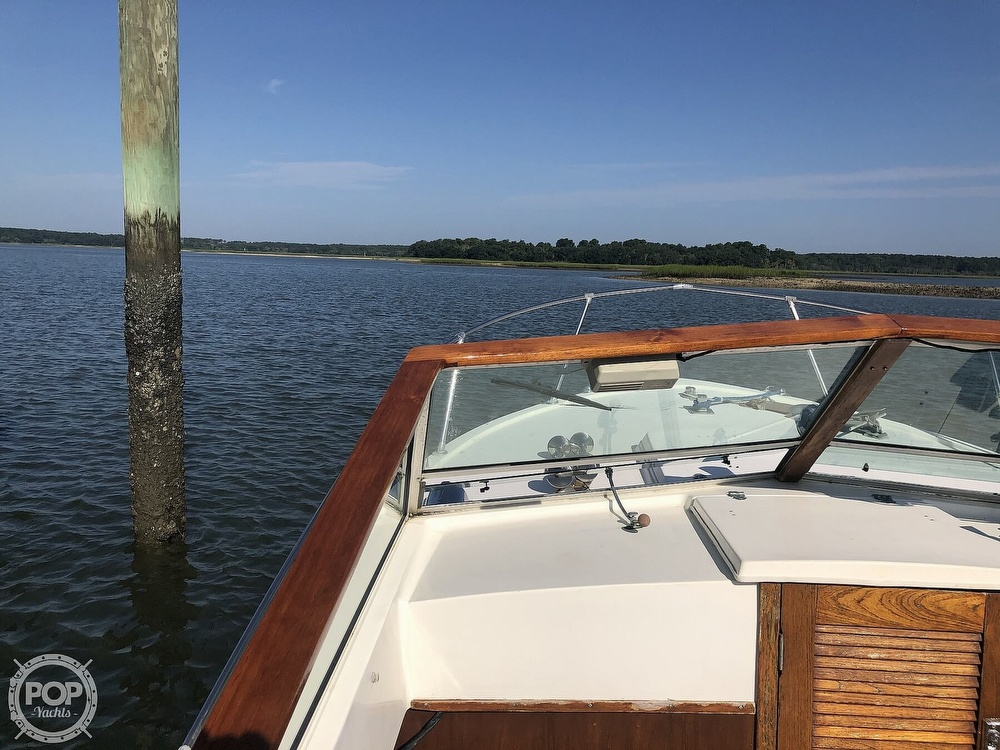 1978 Lyman boat for sale, model of the boat is Fisherman 26 & Image # 6 of 40
