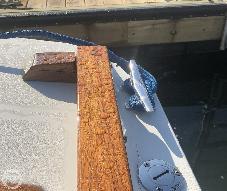 1978 Lyman boat for sale, model of the boat is Fisherman 26 & Image # 7 of 40