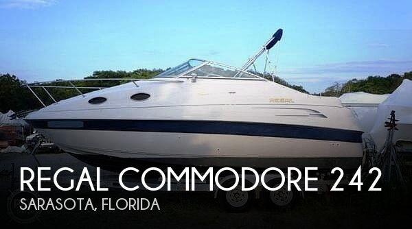 Used Regal 42 Boats For Sale by owner | 1999 Regal Commodore 242