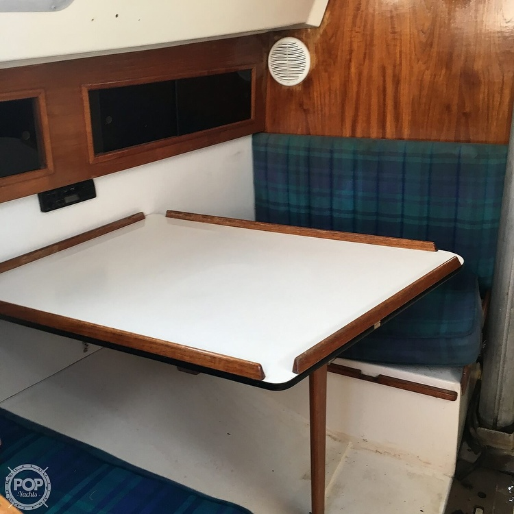 1976 C & C boat for sale, model of the boat is 30 & Image # 10 of 40