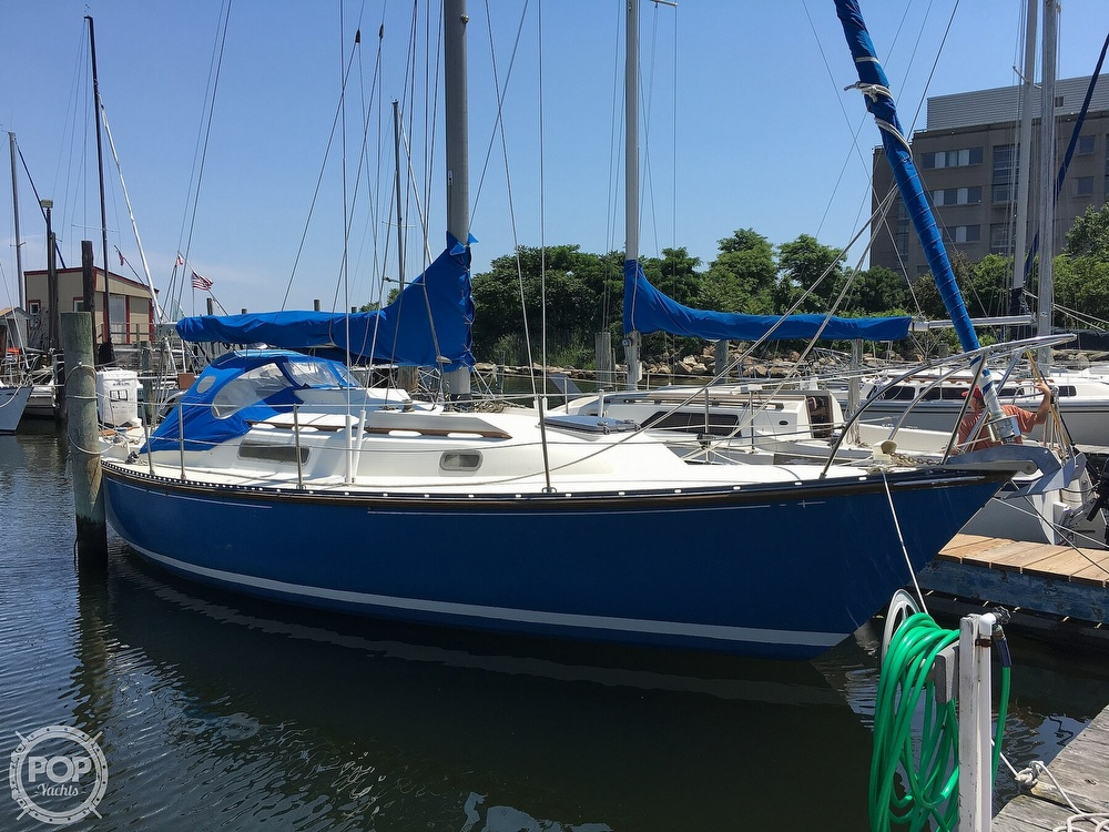 1976 C & C boat for sale, model of the boat is 30 & Image # 2 of 40