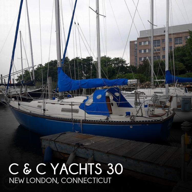 1976 C & C boat for sale, model of the boat is 30 & Image # 1 of 40