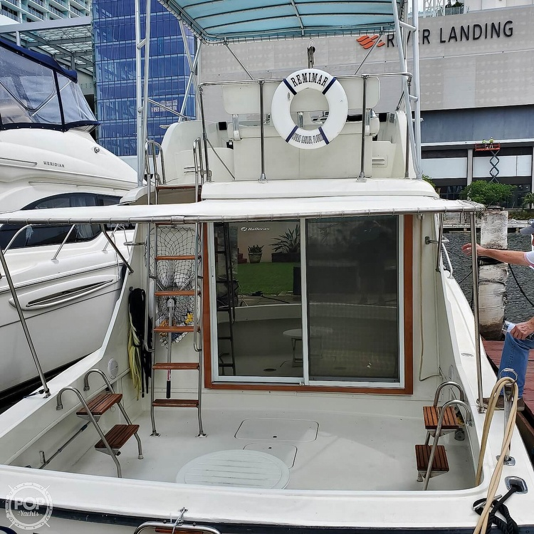 1972 Hatteras boat for sale, model of the boat is 360 Convertible & Image # 4 of 40