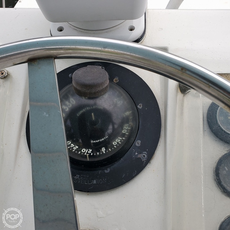1972 Hatteras boat for sale, model of the boat is 360 Convertible & Image # 31 of 40