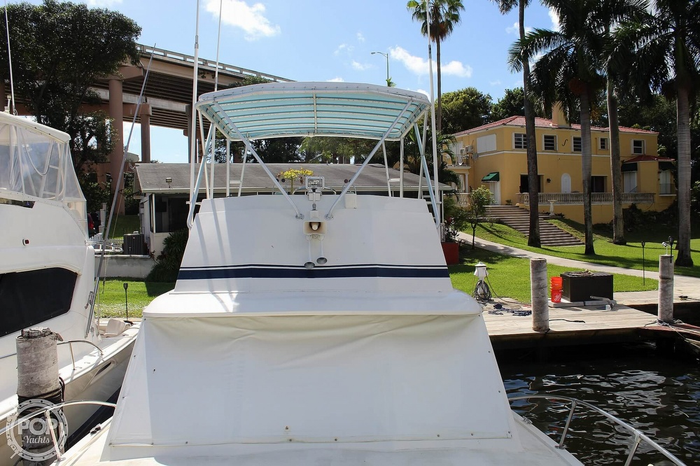 1972 Hatteras boat for sale, model of the boat is 360 Convertible & Image # 2 of 40