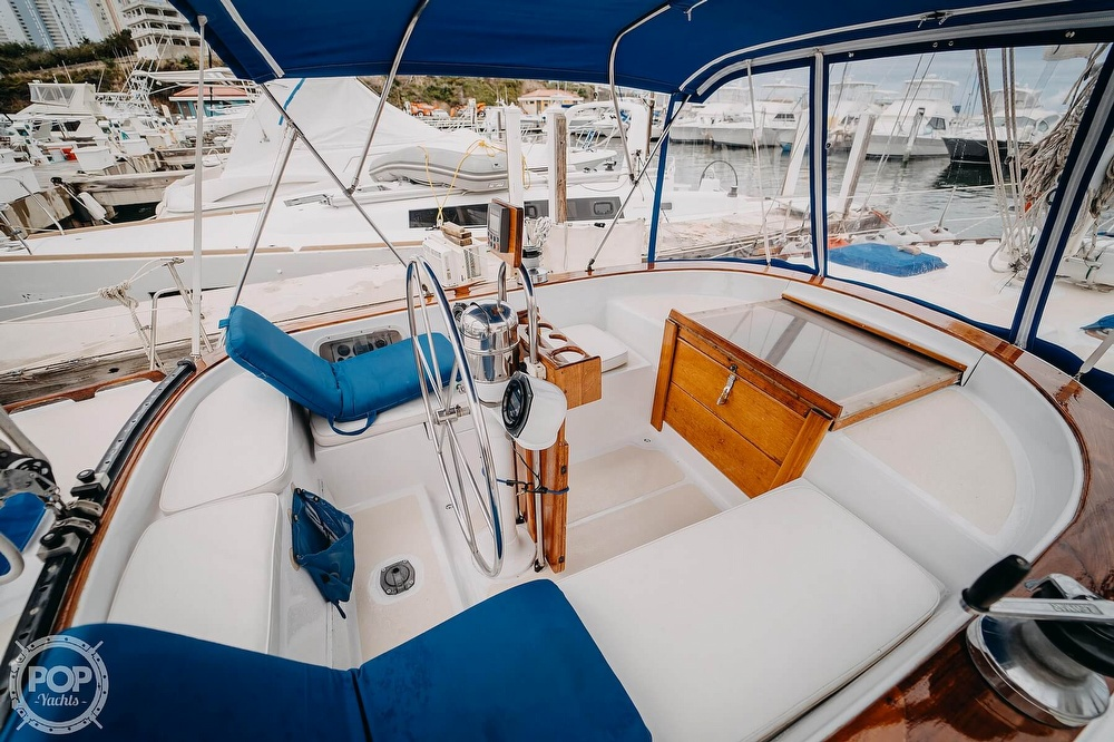 1985 Endeavour boat for sale, model of the boat is 40 & Image # 2 of 17