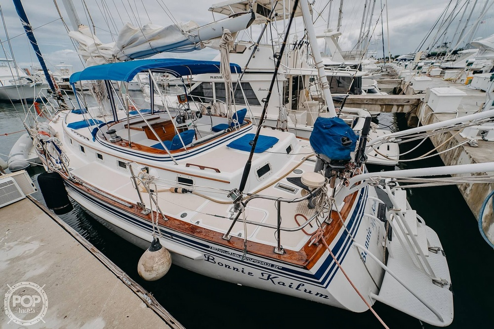 1985 Endeavour boat for sale, model of the boat is 40 & Image # 14 of 17