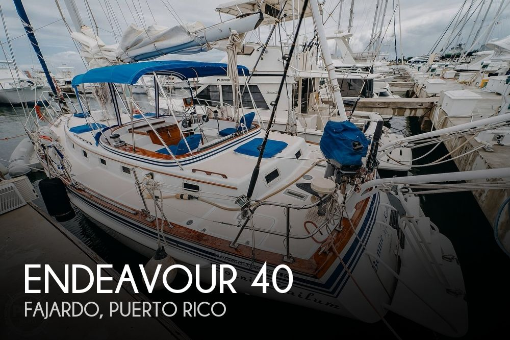 Used Endeavour Boats For Sale by owner | 1985 Endeavour 40