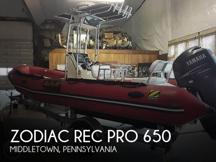 2012 ZODIAC 23 for sale