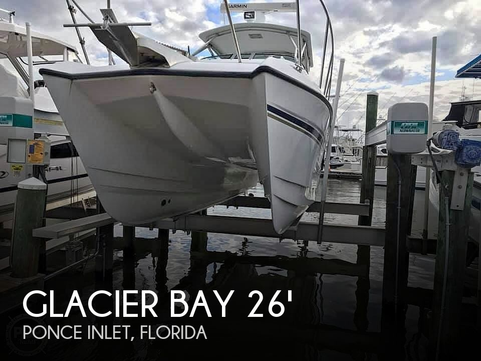 Used GLACIER BAY Boats For Sale by owner | 2004 Glacier Bay 2670 Isle Runner
